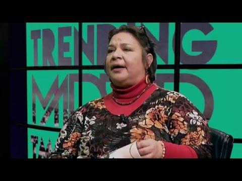 La embajadora de la hallaca en Madrid en El Venezolano TV España