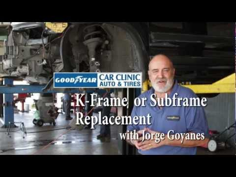 K-Frame or Subframe Replacement