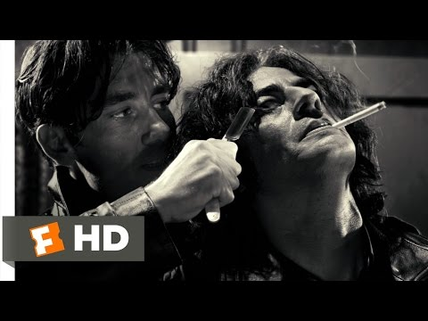 Sin City (5/12) Movie CLIP - Shellie's New Boyfriend (2005) HD