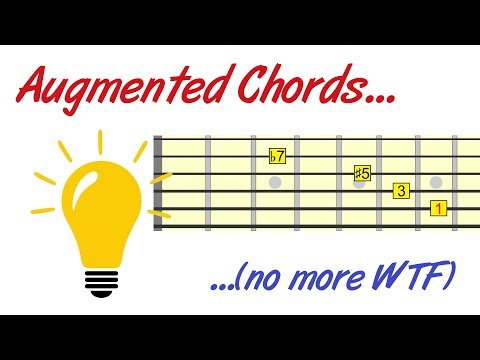 Augmented Chords 101
