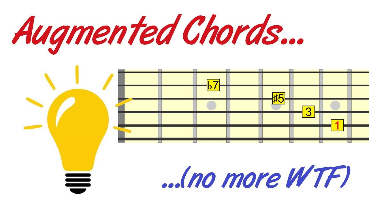 Augmented Chords 101 Youtube