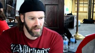Interview with Tyler Mane