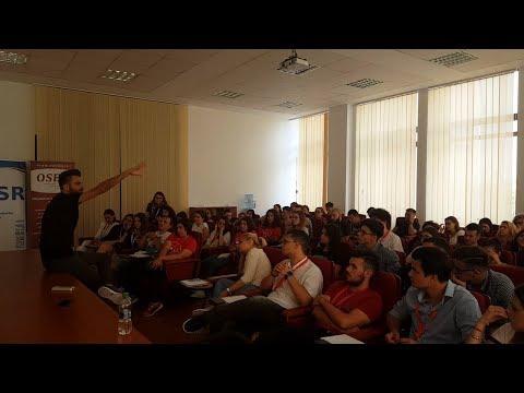Despre Viata, Oameni & Mentalitate | BSS Keynote, Cluj-Napoca 2018