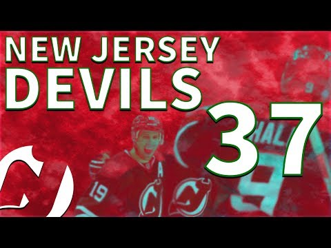 Round 1 vs NY Rangers | NHL 17 New Jersey Devils Franchise Mode - Ep. 37