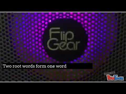 Linguistics - Compound words