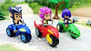Мультики с игрушками для детей смотреть онлайн - План Лунной девочки.