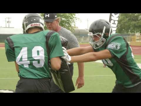 Tight End Tips: Blocking Techniques