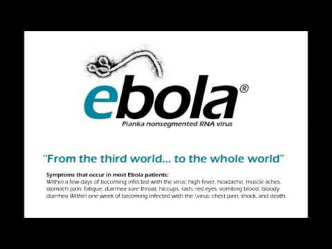 080414 EBOLA vs HIV/AIDS; Conspiracy Theory?