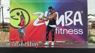 Omur Abay Zumba Fitness New Choreo Maluma Felices los 4 ft Marc Anthony