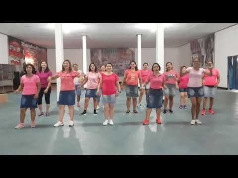 GLORIA DANCE CLUB/LINE DANCE/Lagi Syantik/Siti Badriah