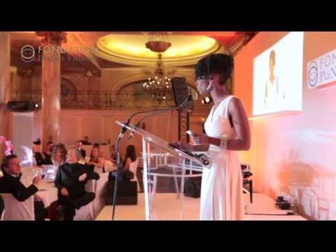 Quatrième édition du diner de gala de la Fondation PlaNet Finance à Cannes