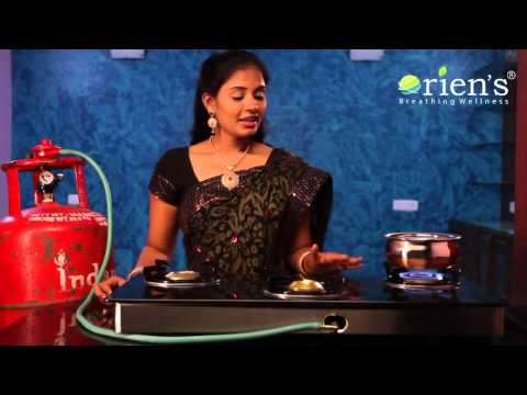 gas secura GAS SAFETY DEVICE IN HINDHI   09911923212 HINDI VIDEO