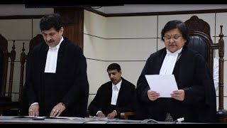 Oath Ceremony of Honourable Judges in Jammu High Court