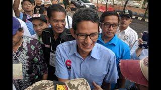 Sandiaga Uno: Rekonsiliasi Jokowi & Prabowo Akan Terjadi