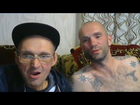 Смотрящий Олег Бандит проходит тест на зека на стриме Мопса
