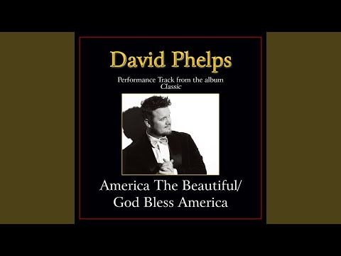 America the Beautiful / God Bless America (Medley) (Original Key Performance Track Without...