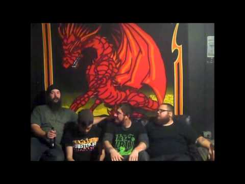 Seek Shelter - The Core Of Brutality Interview