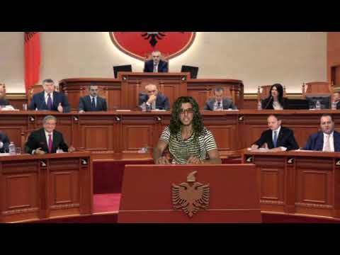 Leshi ne Parliament - Humor Shqip