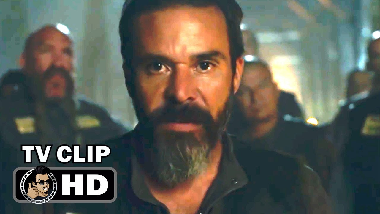 """Download MAYANS M.C. Season 3 Official Clip """"Bishop's Control is Questioned"""" (HD) Michael Irby"""
