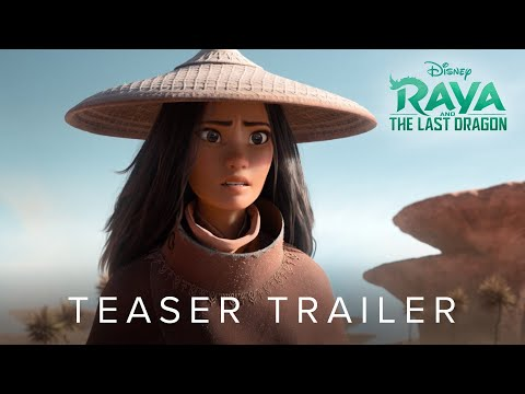 Raya e o Último Dragão | Teaser Trailer oficial