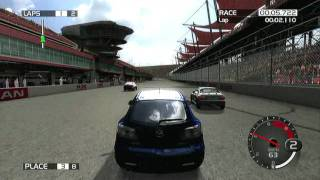 Forza 2 MotorSport Xbox 360 Gameplay