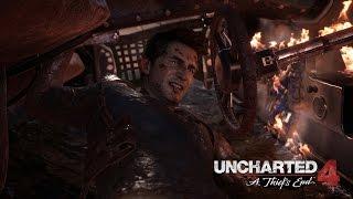 إطلاق عرض الـ E3 الكامل الخاص بلعبة Uncharted 4 بالإضافة للحديث عن دقة وإطارات العنوان القادم