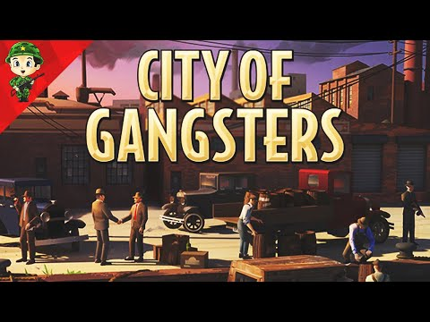 City of Gangsters Gameplay  