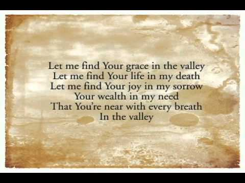 In The Valley - Sovereign Grace