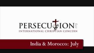 Persecution News from India and Morocco