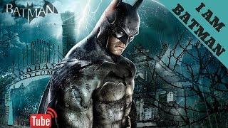 I AM BATMAN -  Batman Arkham Asylum #1, PS4 Gameplay *Youtube Live