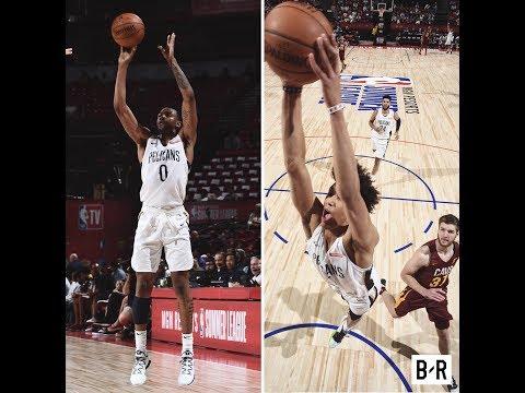 Nickeil Alexander-Walker & Jaxson Hayes Were A Force vs. Cavs (Full Highlights) | NBA Summer League
