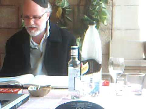 Rabbi Chaim Brovender on Learning (Dry version) Daf Yomi Shabbat 42a