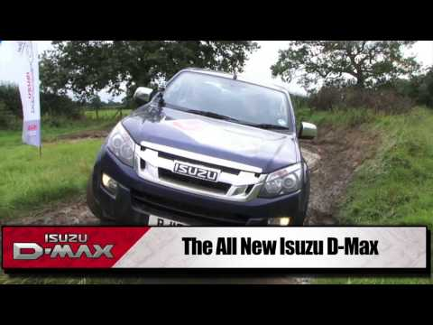 Isuzu D-Max Off Road - Powered for life