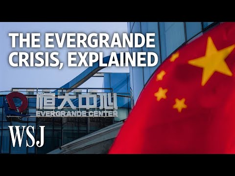 Why China's Evergrande Has Global Markets on Edge   WSJ