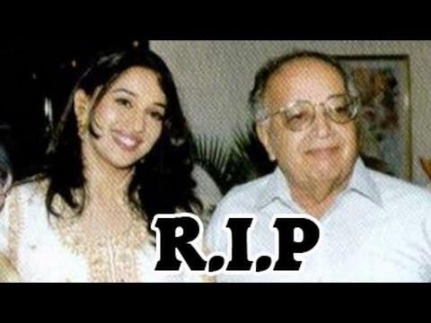 Madhuri Dixit's Father Shankar Dixit PASSES AWAY at 91
