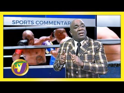 sports Mike Tyson vs Roy Jones Jr: TVJ Sports Commentary
