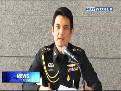 NCPO spokesman assures security forces pursuing those behind explosions