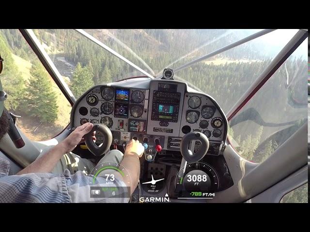 Shearer 2U5 Idaho Approach and Departure