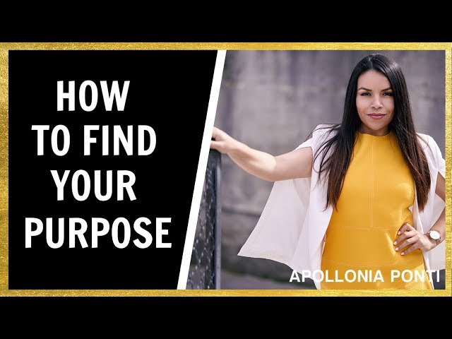How To Find Your Purpose! 6 METHODS To Start Today!