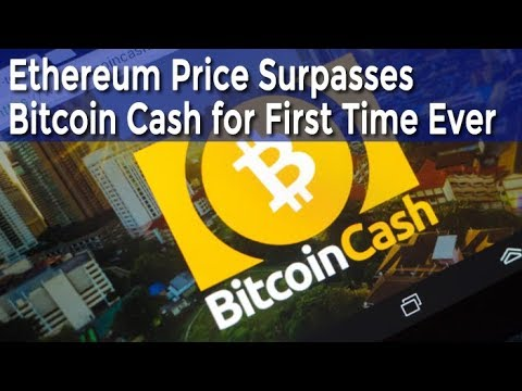 Ethereum cash cryptocurrency projected