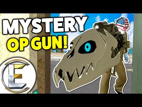 Mystery Op Weapon! - Gmod DarkRP (The Most Powerful Weapon In The Game!)