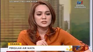 Spm - Bicara Drama - Pergilah Airmata  18 Julai 2016