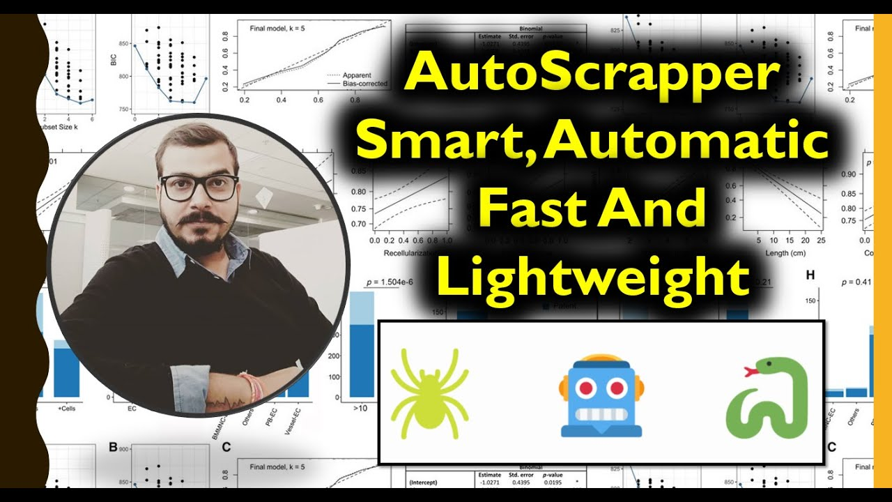 Automating Web Scrapping Using AutoScraper Library
