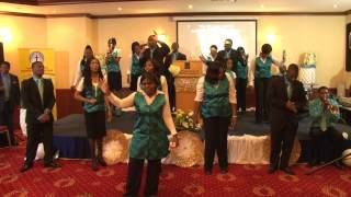 Dubai ZAOGA Forward in Faith Praise & Worship Dances 2
