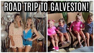 ROAD TRIP TO GALVESTON | Tara Henderson