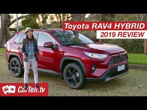 Toyota RAV4 Hybrid 2019 Review | Australia