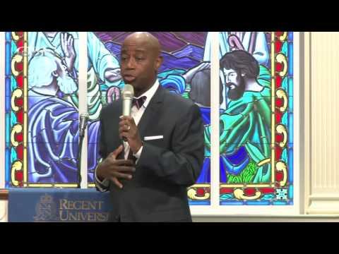 U.S. Senate Chaplain Barry Black Chapel Service for CBN