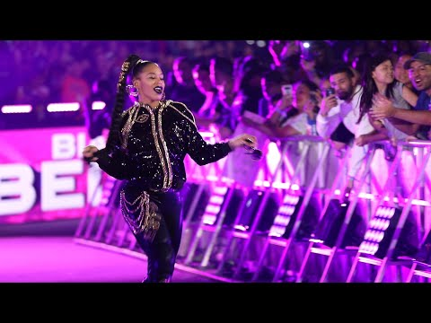 The women of NXT shine in the Royal Rumble