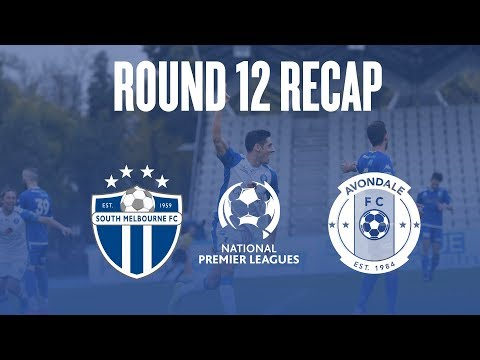 2018 NPL Victoria (Round 12) - South Melbourne vs Avondale | Highlights | 20.05.2018