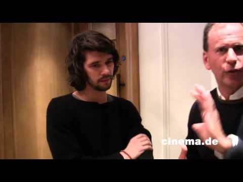 Spectre // Ben Whishaw // Interview // CINEMA-Redaktion